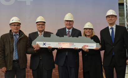 Celebrity Cruises begin construction of first Edge Class vessel