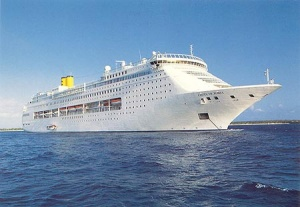 Costa Victoria set to return to the seas