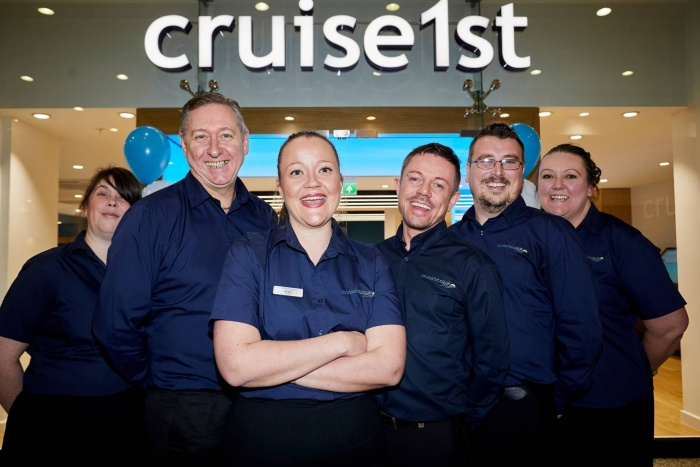 Dreamlines acquires Cruise 1st as brand moves into UK market