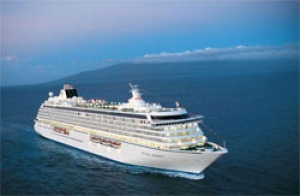 Master photographers aboard Crystal Cruises In 2012