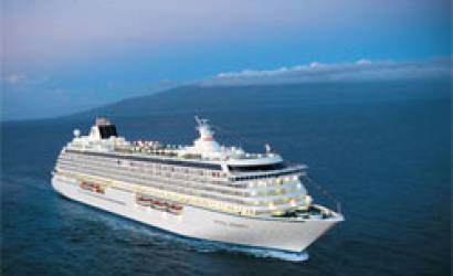 Crystal Serenity begins month-long Northwest Passage journey