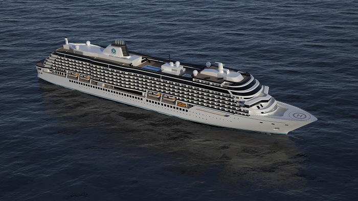 Crystal releases first glimpse of new Diamond Class ships