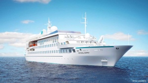 Crystal Cruises welcomes Crystal Esprit to fleet