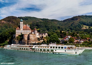 Crystal River Cruises to focus on central Europe