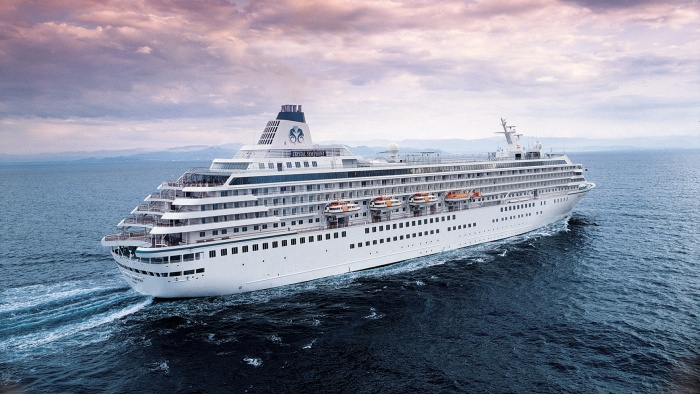 Crystal Cruises unveils redesign plans for Crystal Serenity