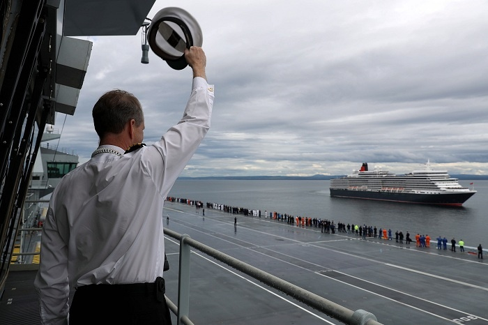 Cunard puts transatlantic crossings at heart of 2020 offering