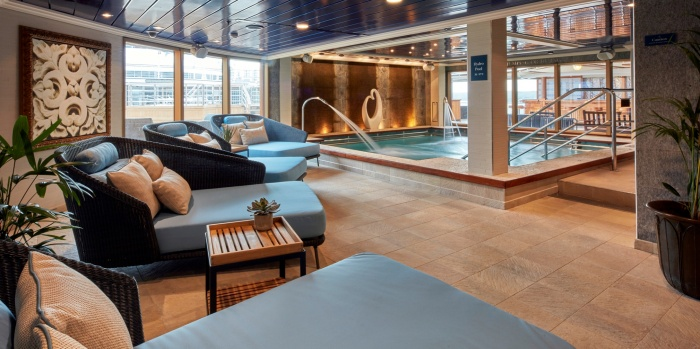 Cunard unveils first ever in-house spa concept
