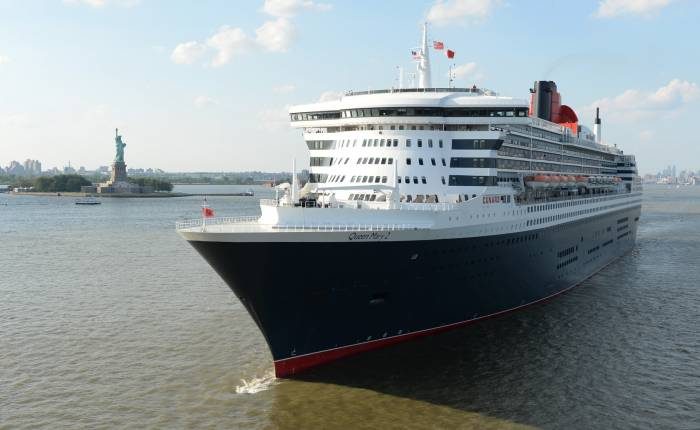 Cunard announces Liverpool departure for July