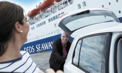 Freight boom for DFDS Seaways on Dover routes