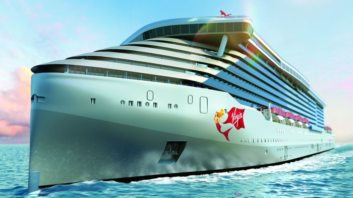 Scarlet Lady to set sail for Virgin Voyages in 2020