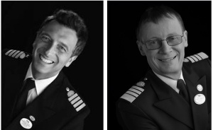 New captain revealed for Discovery Princess
