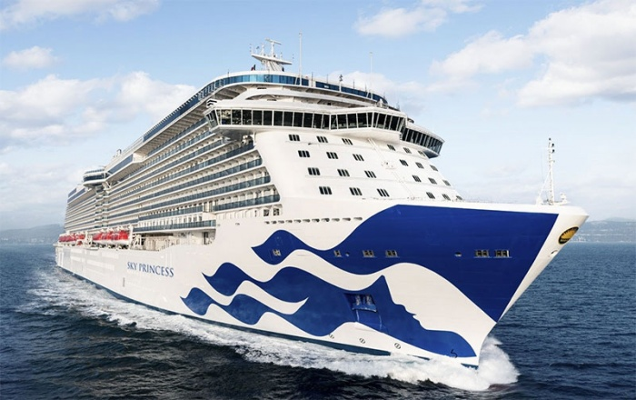 Princess Cruises unveils plans for UK summer 2022