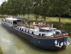 European Waterways new base in Burgundy