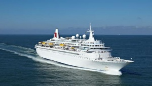 Fire hits Fred Olsen Boudicca cruise