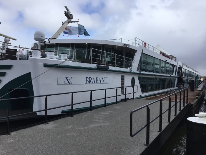 Fred. Olsen Cruise Lines welcomes Brabant to European river cruise season