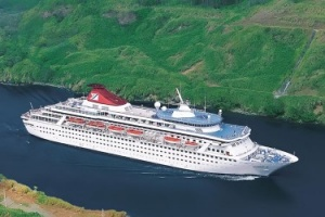 Fred. Olsen Cruise Lines' Balmoral makes two maiden calls