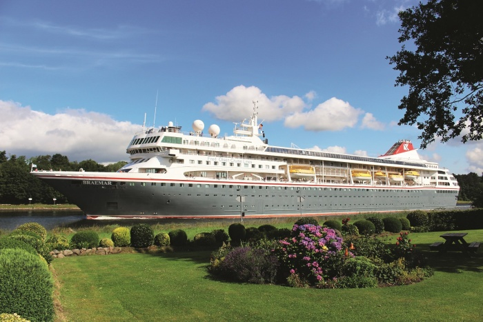 Fred. Olsen Cruise Lines further delays return