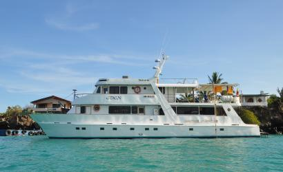 G Adventures adds fifth ship to Galapagos sailing fleet