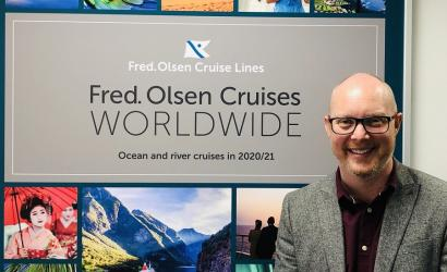 Ridgeon appointed head of sales for Fred. Olsen Cruise Lines