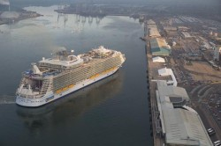 Crew member killed in Harmony of the Seas accident