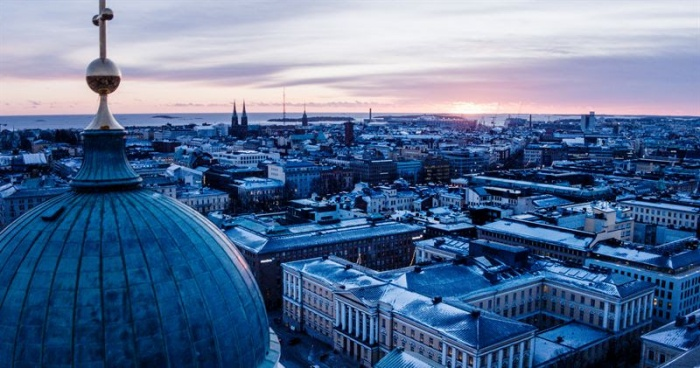 Helsinki leads Nordic travel boom