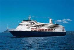 Holland America Line's ms Zaandam to sail four Asia itineraries