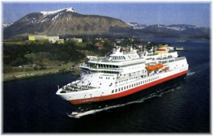 Hurtigruten traverses the Baltic Sea on nine-day voyage
