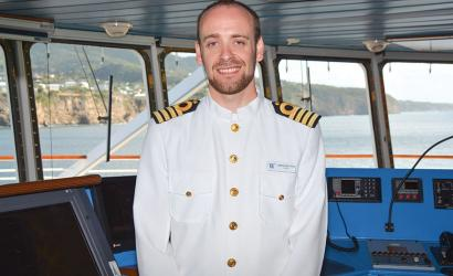 Breaking Travel News interview: James Griffiths, captain, Scenic Eclipse