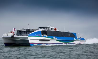 MBNA Thames Clippers welcomes Venus to fleet