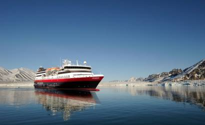 MS Spitsbergen to be christened under the midnight sun