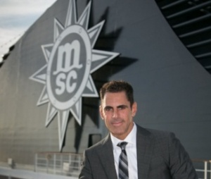 Cruise industry veteran Ken Muskat joins MSC Cruises USA