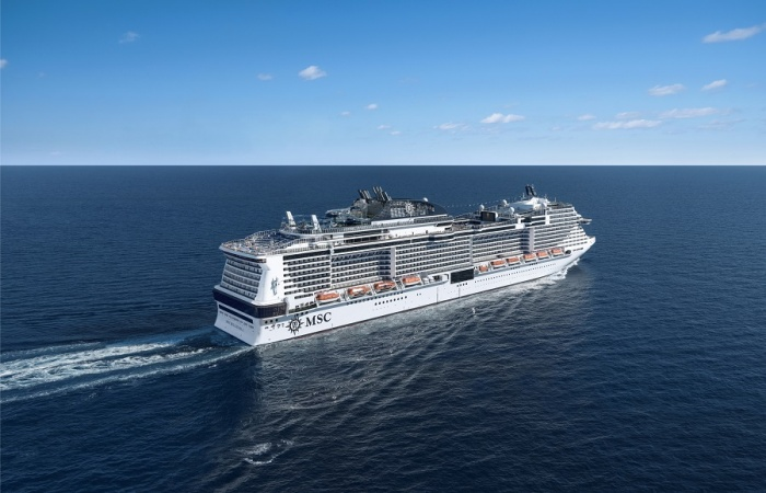 MSC Bellissima set to return in Japan next spring