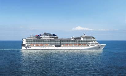 MSC Bellissima to be christened in Southampton, UK, next year