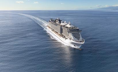 WW takes to the seas with MSC Cruises partnership