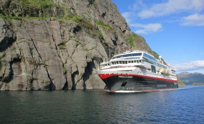 Hurtigruten adds new Dover sailings this summer