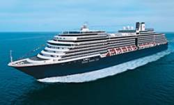 Holland America Line's ms Amsterdam on 113-day exploration for 2014 world tour