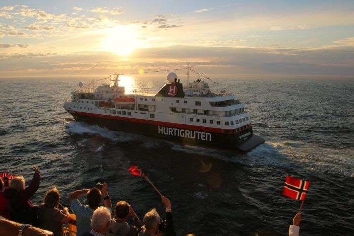 Hurtigruten marks 125-year anniversary with global celebration