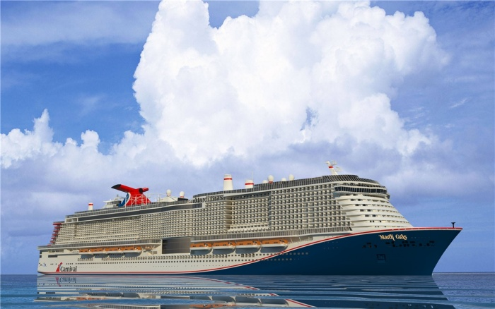 Mardi Gras returns to the seas with Carnival Cruise Line
