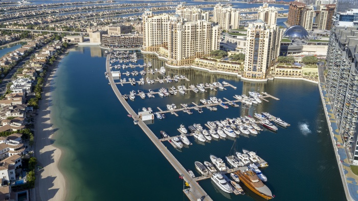 Nakheel signs exclusive deal with CAFU for boat owners on Palm Jumeirah