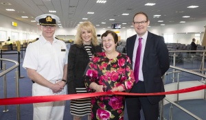 Mayflower Cruise Terminal reopens following £6m refurbishment