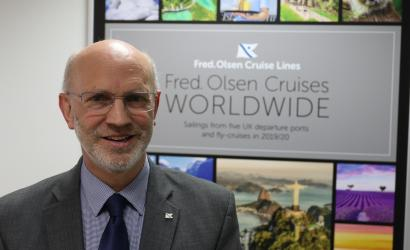Rodwell to step down from Fred. Olsen leadership after three decades with company