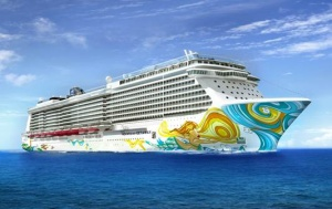 Norwegian Getaway arrives to her year round homeport of Miami