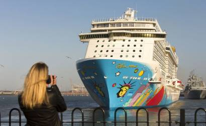 Ferrin takes up new leadership role with Norwegian Cruise Line