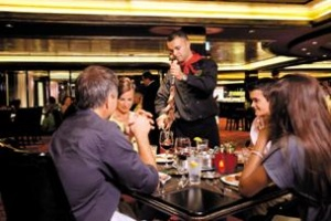 Gourmet at sea with Norwegian Cruise Line