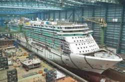 Norwegian Cruise Line orders two new vessels from Meyer Werft