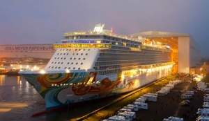 Norwegian Getaway celebration campaign launched