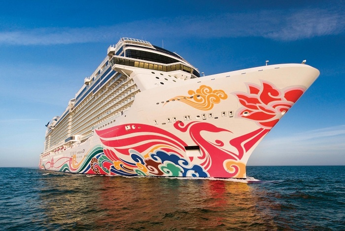 Norwegian Cruise Line signs partnership with Alibaba