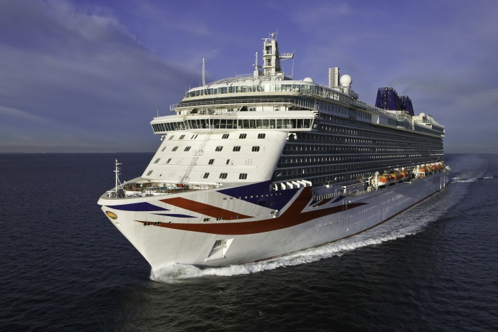 P&O Cruises sees strong demand for UK cruises