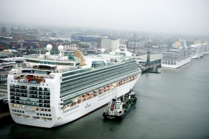 P&O celebrates 175 years of heritage in Southampton