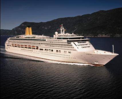 P&O Cruises Aurora to go adults-only from next year